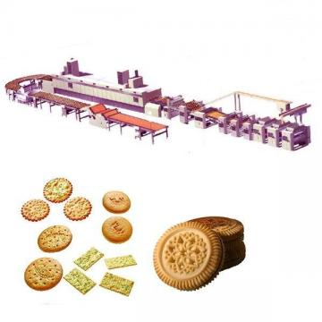 饼干自动生产线