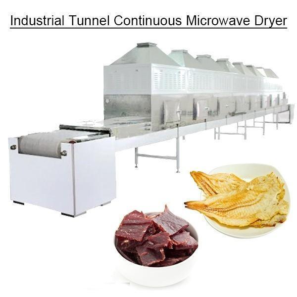 工业隧道式连续微波烘干机 #1 image
