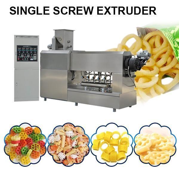 单螺杆挤出机食品加工设备 #2 image