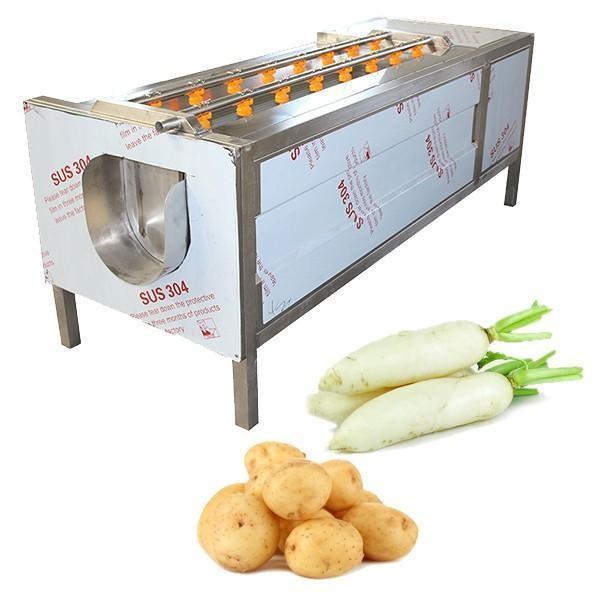 蔬菜刷洗机 #1 image