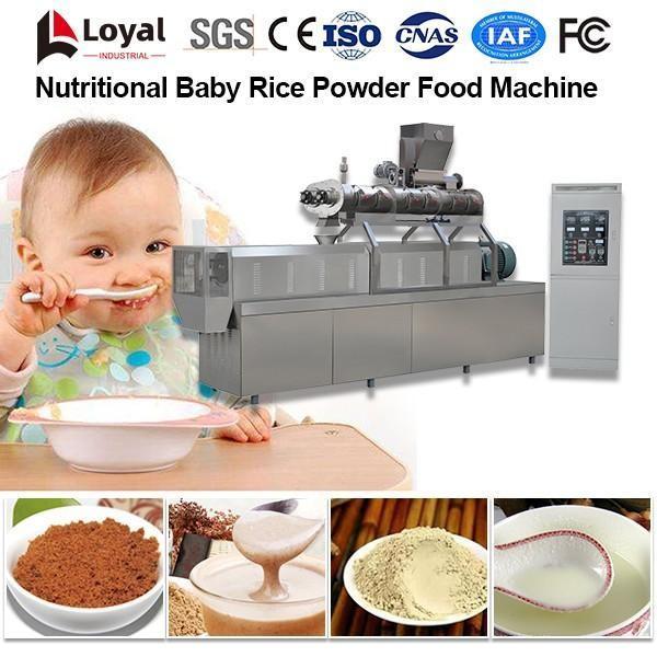 营养型婴儿米粉食品加工线 #3 image