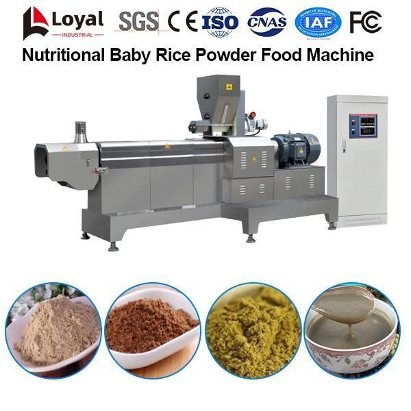 营养型婴儿米粉食品加工线 #4 image